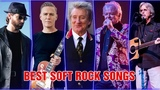 Rod Stewart - Lobo - Air Supply - B'ryan A'dams - Bee Gees - Best Soft Rock Songs Collection