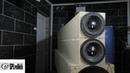 2 короба ЧВ 33 Hz в домашке на 10 сабе AZ13 RED 10