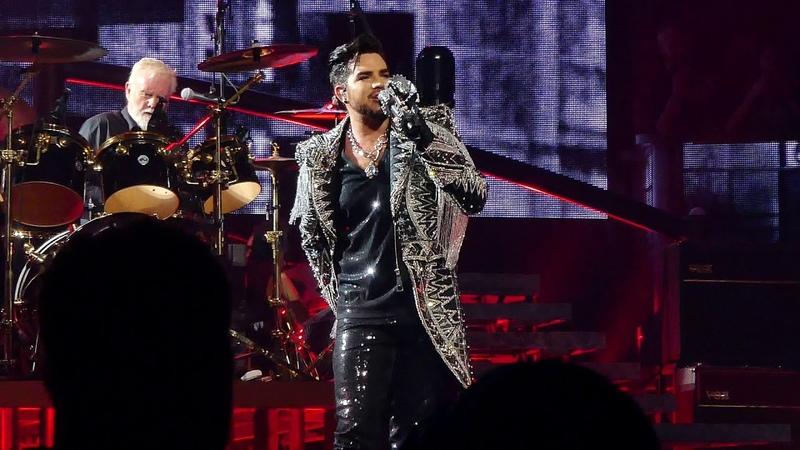 Queen Adam Lambert Machines RG Vancouver 07 10 2019
