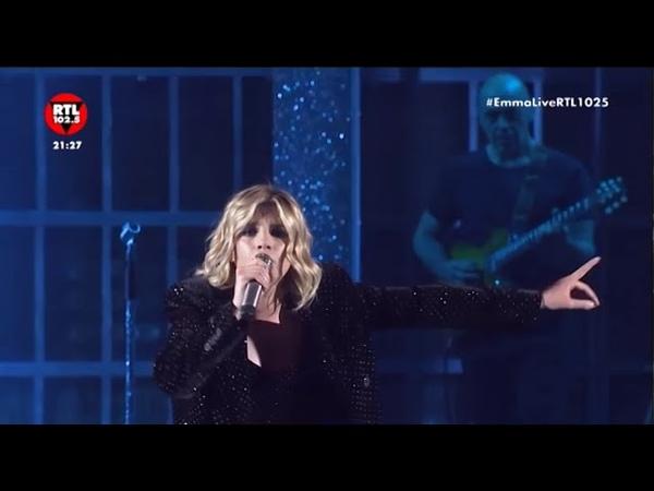 Emma live dal Mediolanum Forum di Milano
