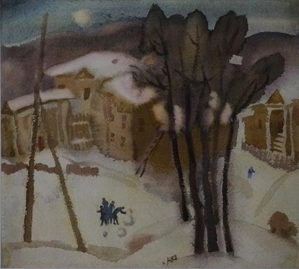 Василий Дьяков (1935 г.р. , д. Тихоновка, Курганская обл.)