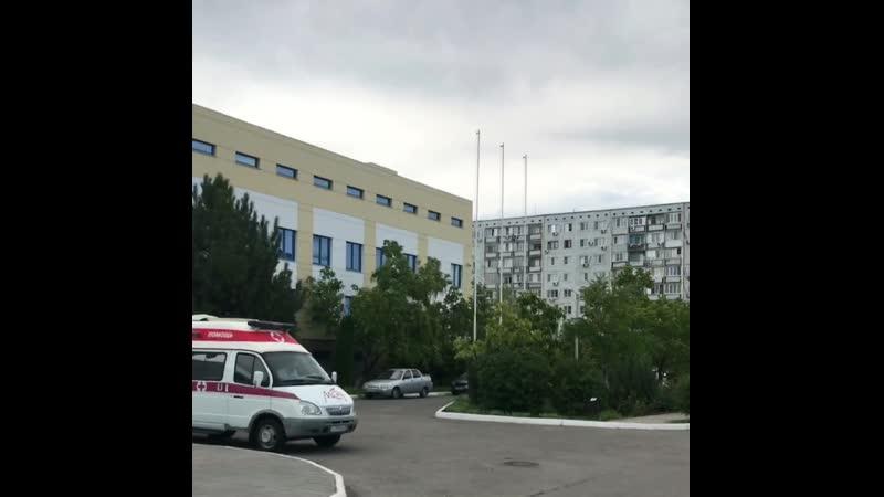 Путь в Офтальмологический центр ЧУЗ МСЧ