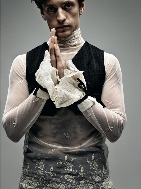 Сергей Полунин: «Я хочу сломать балетную образовательную систему, построенную на насилии и принуждении»