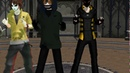 {MMD} Masky, Hoodie, Toby - Talk Dirty To Me