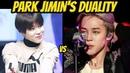 BTS PARK JIMIN'S DUALITY