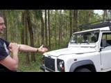 УАЗ Хантер VS Land Rover Defender