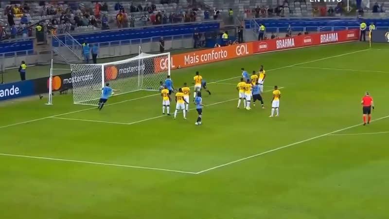 Уругвай Эквадор 4-0 Copa America 2019 (5)