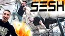 SESH Street Workout 5   Better than B.A.R.Z?   ft. Dan Rosenberg, Daniels Laizans