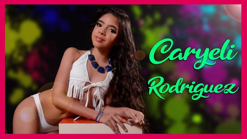 MINI Top MODEL Caryeli Rodriguez VideoBook 2019 - Belankazar Specials
