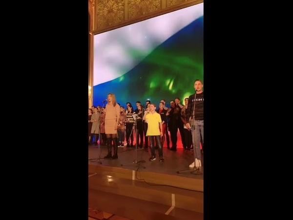 Рутгер Гарехт - Широка страна моя родная! (Москва, 03.11.18)