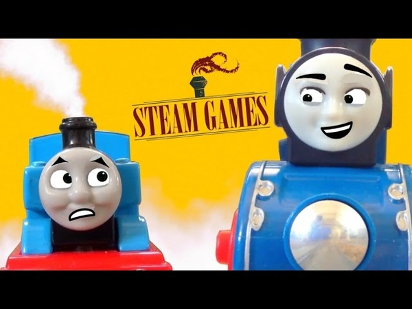 Let the Games Begin   The Steam Games Ep. 1   Thomas Friends