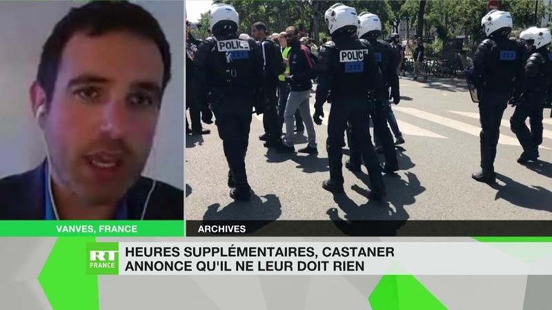 Alexandre Langlois : «Quand Castaner dit qu'il ne doit rien aux policiers, c'est un menteur»