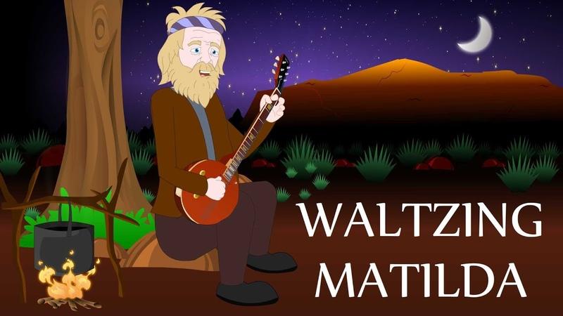 Waltzing Matilda | Australian Nursery Rhymes and Songs | Aussie Kids Songs