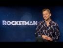 ROCKETMAN interviews - Taron Egerton, Richard Madden, Dexter Fletcher, Bryce Dallas Howard