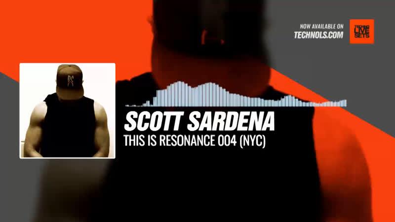 @scottcamello - This is Resonance 004 (NYC) Periscope Techno music