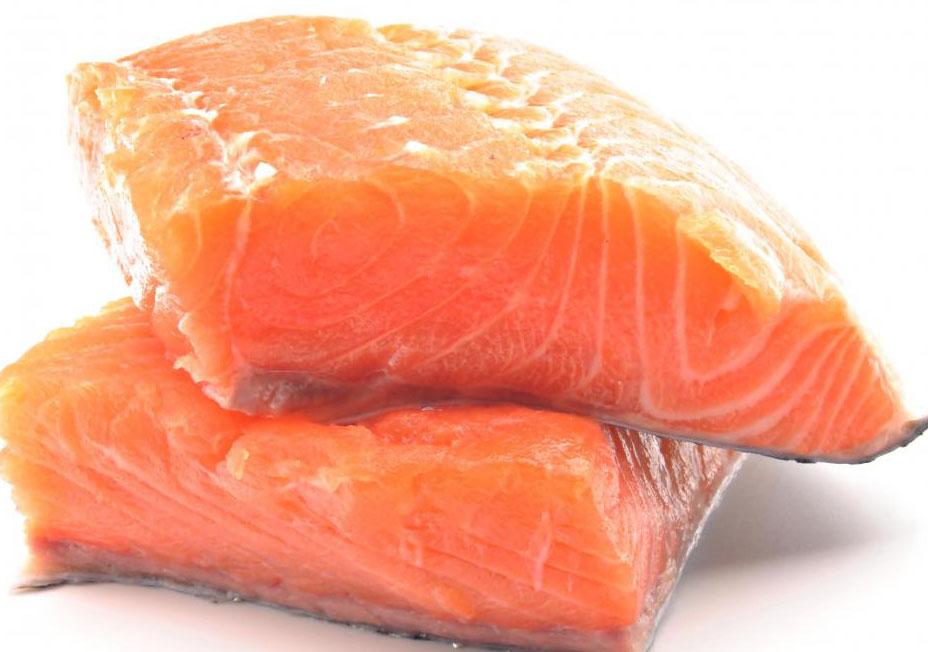 Филе лосося является хорошим источником омега-3 жирных кислот.