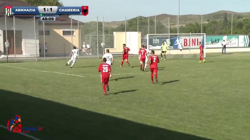 Goal by Shabat Logua [Abkhazia - Chameria - 21]