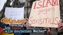 """Migrant schlägt zu: """"Ich hasse alle deutschen Weiber"""""""