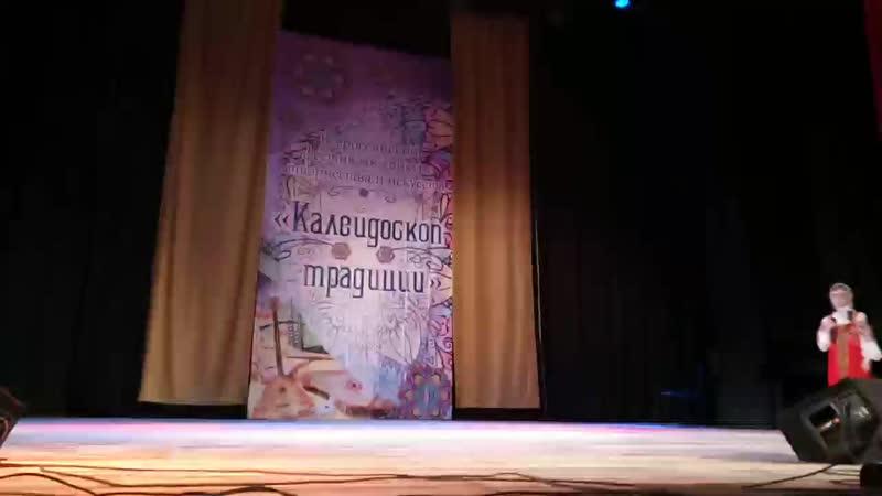 Катюшечка Анна Костюченко(10л.)