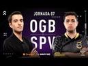 ORIGEN BCN VS SPLYCE VIPERS Superliga Orange League of Legends Jornada 07 Temporada 2019