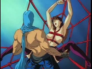 The rapeman anime version 01 [rus озвучка] [cen] (хентай,hentai, бдсм,bdsm, rape,изнасилование)