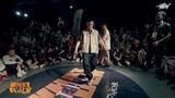 Razan &amp Lil Banza vs Miracle &amp Ben Wichert 18 Hip Hop 2X2 WHAT THE FLOCK 6