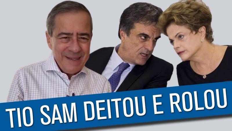 Dilma admitiu entregar Lava Jato à Justiça americana