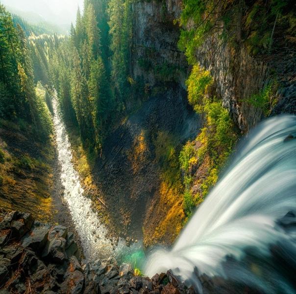 Провинциальный парк Брендиуайн-Фоллз, Британская Колумбия, Канада