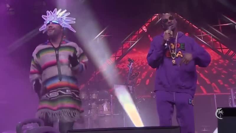 Jamiroquai - Live cohachella - Dr Buzz - ft Snoop Dog 2018 HD