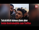 ThatsBekir Stuttgarter YouTuber in Berlin am Alex von Bahar Al Amood verprügelt