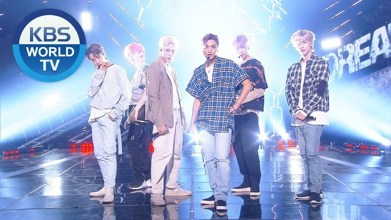 NCT DREAM - STRONGER [Music Bank 2018.07.26]