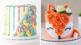12 Cute Cake Decorating Design Ideas For Party Yummy Chocolate Cake Recipes