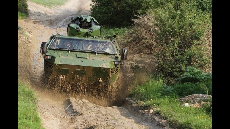 VAB Mark3 Mk3 armoured vehicle personnel carrier Renault Trucks Defense