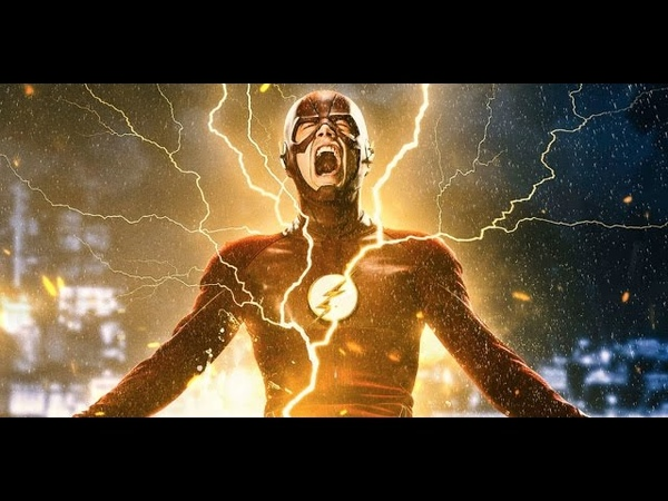 The Flash. Флеш клип