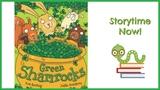 Green Shamrocks - By Eve Bunting
