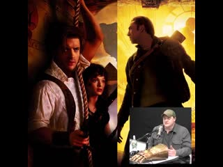 Brendan Fraser instead of Nic Cage in National Treasure - - It could have happened, but Fraser passed on the role. - - Full inte