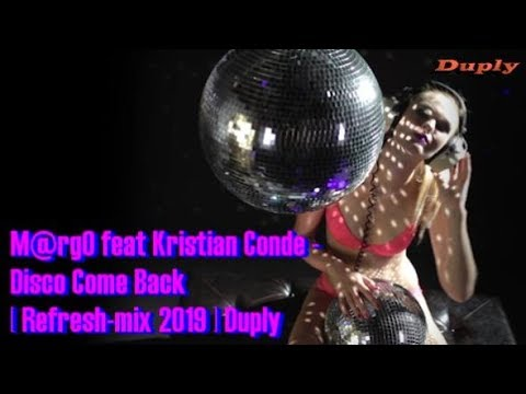 M@rgO Kristian Conde - Disco Come Back /Duply