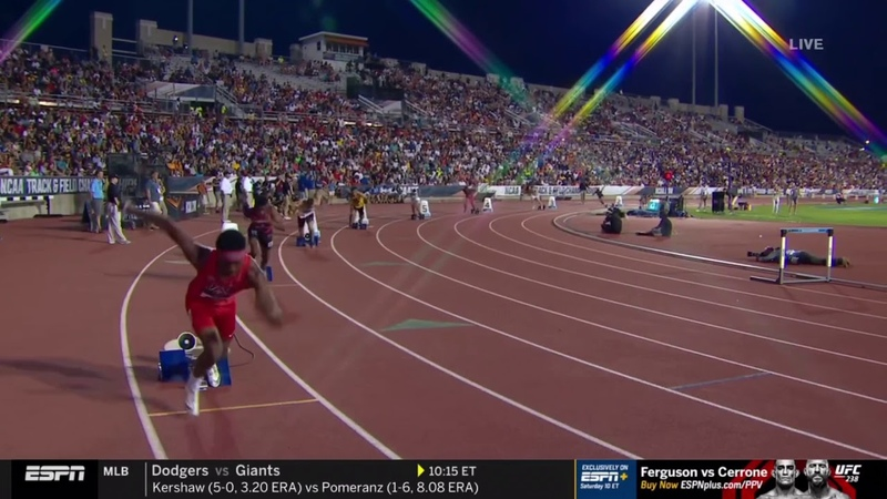 Men's 400m Hurdles - 2019 NCAA Outdoor Track and Championships