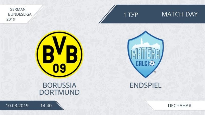 AFL19 Germany Bundesliga Day 1 Borussia Dortmund Endspiel