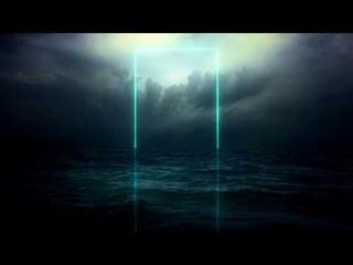 Живые обои Dark Ocean Abstract Geometry Ambient Animated Wallpaper Engine