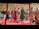 Выступлении на Дне Рождении Царя Берендея со Снегурочкой 8.06.2019 г.