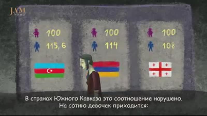 23 млн нерожденных девочек в мире за десять лет. BBC News рассказывает о новом исследовании, которое посчитало жертв селективных
