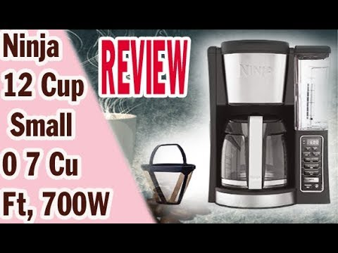 Ninja 12 Cup , Small, 0 7 Cu Ft, 700W REVIEW