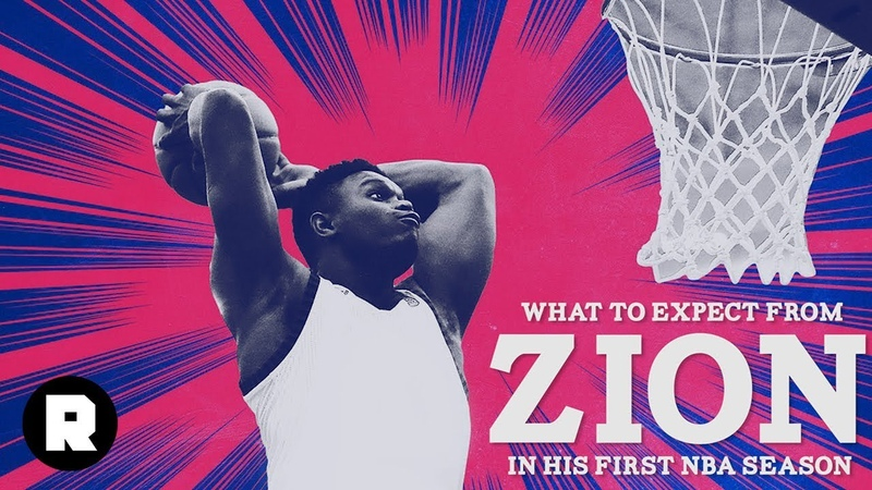 What to Expect From Zion Williamson's First NBA Season | The Ringer
