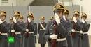 В Кремле провели первый в этом году развод караулов