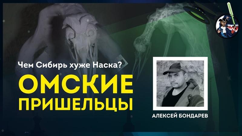 Омские пришельцы, или чем Сибирь хуже Наска Алексей Бондарев. Ученые против мифов 9-6