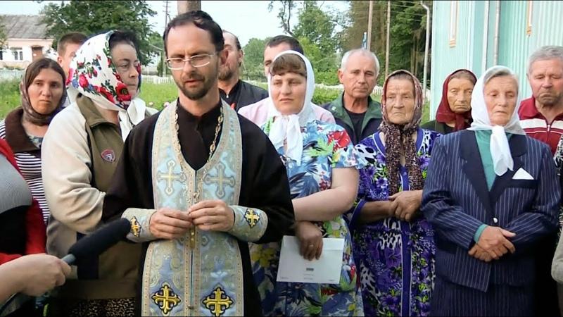 Верующие села Будераж Президенту: Защитите наши права!