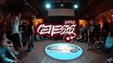 HIP HOP BEGINNERS 14 ERMAK JR vs SONA (win) GENESIS BATTLE 2019
