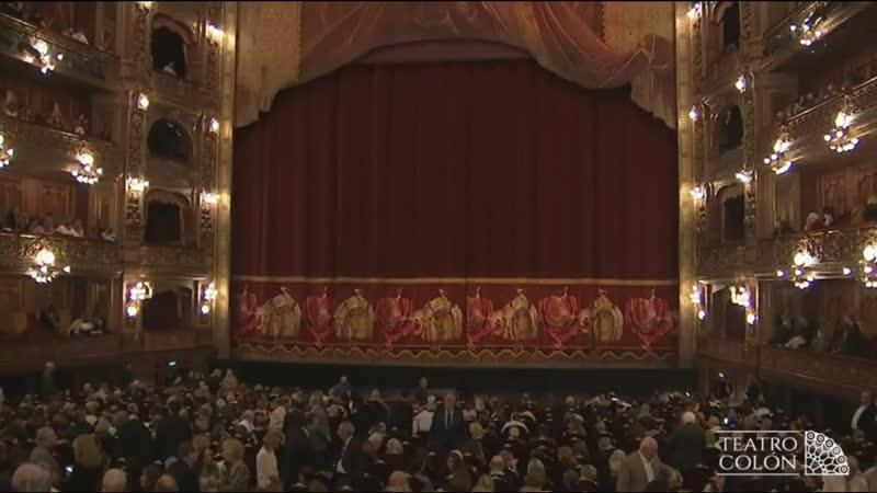 Norma- Bellini - Anna Pirozzi -Teatro Colón Buenos Aires Diciembre 2018