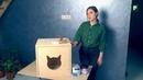 Мебель для животных делаем шкаф для лотка. Строительные лайфхаки FORUMHOUSE